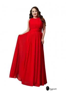 AmyGown Sexy Plus Size Prom Evening Evening Dress T801524706303