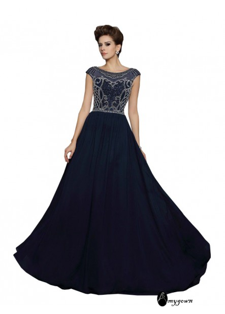 AmyGown Sexy Prom Evening Dress T801524706749