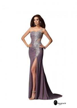 AmyGown Sexy Mermaid Prom Evening Dress T801524705065