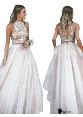AmyGown Long Prom Evening Dress T801524703633