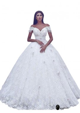 AmyGown 2021 Lace Ball Gowns T801524714907