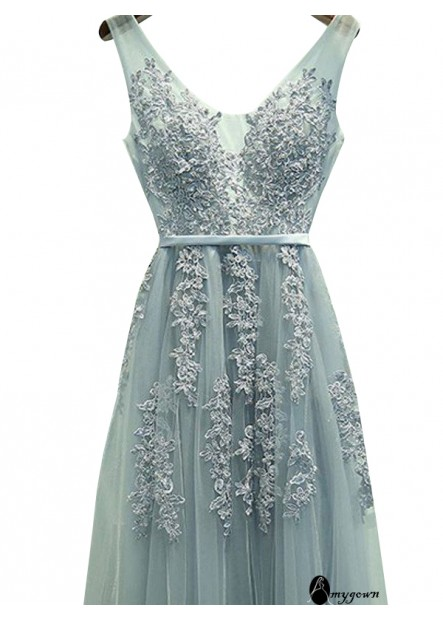 AmyGown Long Prom Evening Dress T801524703740