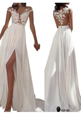2021 White Prom Evening Dresses Canada Sale T801524703573