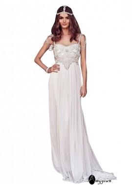 AmyGown Beach Wedding Dresses T801525317608