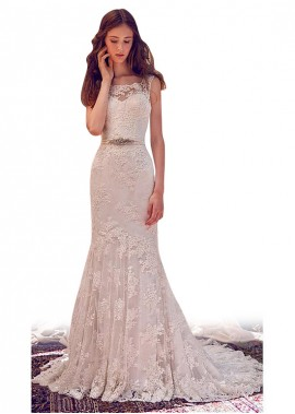 AmyGown Lace Wedding Dress T801525385991