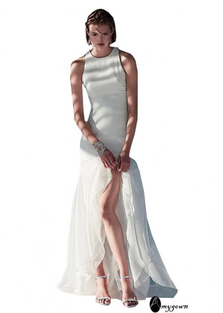 AmyGown Beach Wedding Dresses T801525320246