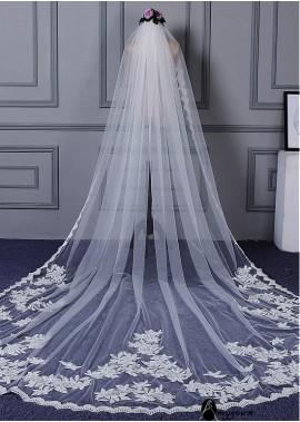 AmyGown Veil T801525665894