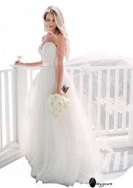 AmyGown Modest Wedding Dress T801525313099