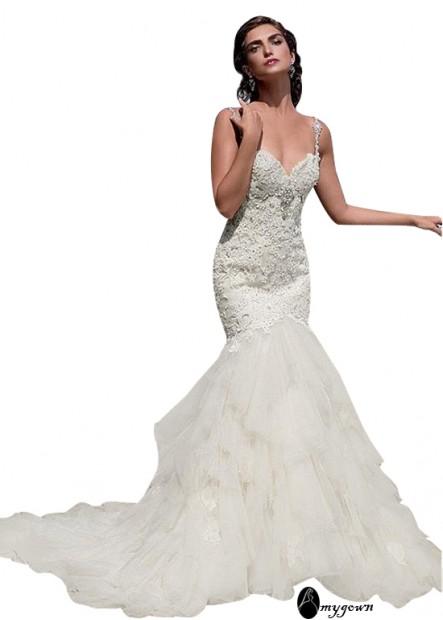 AmyGown Beach Wedding Dresses T801525318200
