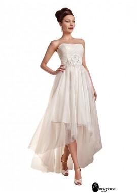 AmyGown Short Wedding Dress T801525325203