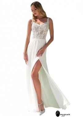 AmyGown Beach Wedding Dresses T801525320058