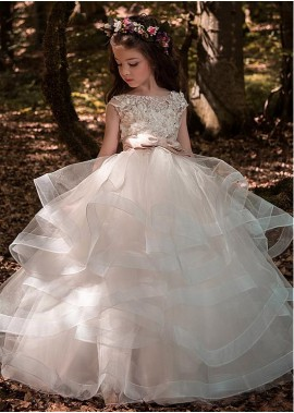 AmyGown Flower Girl Dresses T801525393490