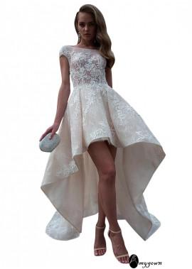 AmyGown Beach Short Wedding Dresses T801525320086