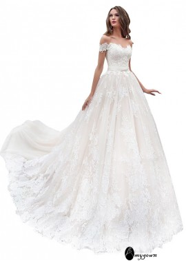Cheap Lace Wedding Gowns Canada Sale