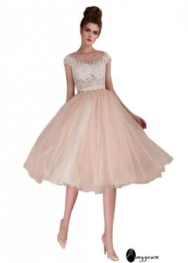 AmyGown Beach Short Wedding Ball Gowns T801525320075