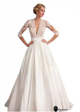 AmyGown Beach Wedding Dresses T801525317378
