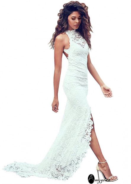 AmyGown Beach Wedding Dress T801525312985