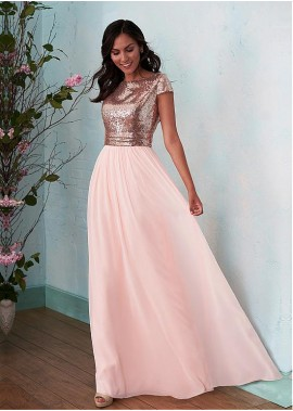 AmyGown Bridesmaid Dress T801525353867