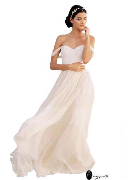 AmyGown Beach Wedding Dresses T801525320100