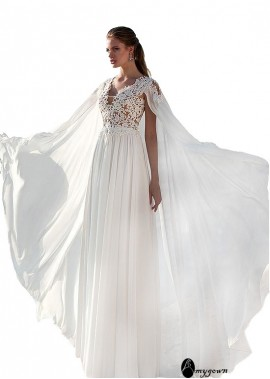 AmyGown Beach Wedding Dresses T801525323531