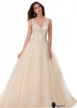 AmyGown Plus Size Wedding Dress T801525326972