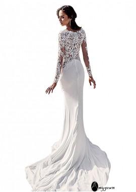 Mermaid Beach Wedding Dress T801525317651
