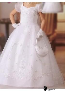 AmyGown Flower Girl Dresses T801525394204