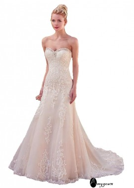 AmyGown Lace Wedding Dress T801525387025