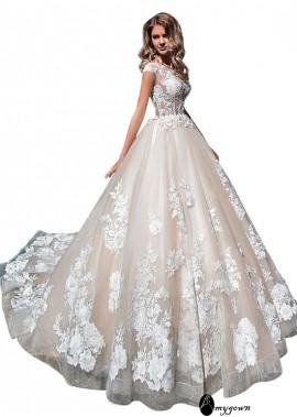 AmyGown Beach Wedding Ball Gowns T801525325725