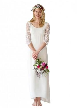 AmyGown Beach Wedding Dresses T801525331090