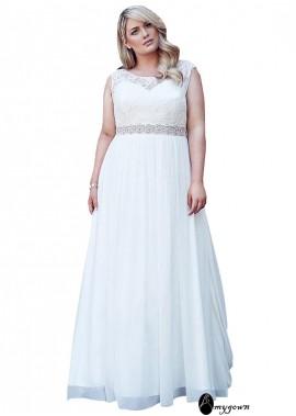 AmyGown Plus Size Wedding Dress T801525320467