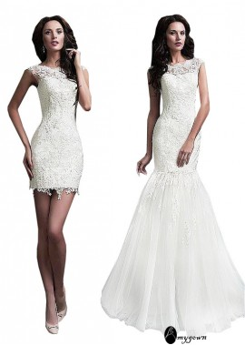 AmyGown Beach Short Wedding Dresses T801525318800