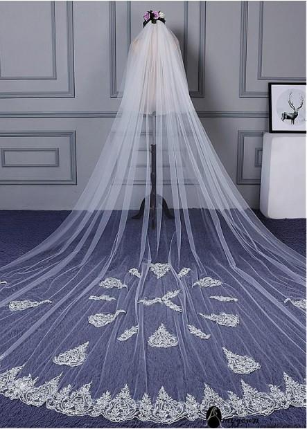 AmyGown Veil T801525665889