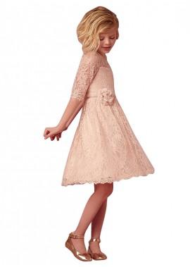 AmyGown Flower Girl Dresses T801525394897