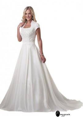 AmyGown Plus Size Wedding Dress T801525333862