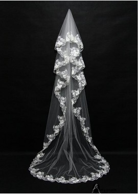 AmyGown Wedding Veil T801525382066