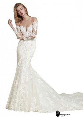 AmyGown Lace Wedding Dress T801525383810