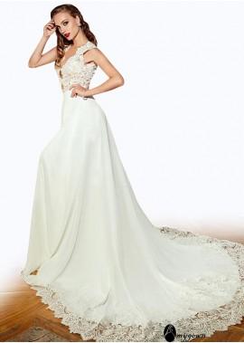 AmyGown Beach Wedding Dresses T801525320303