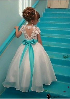 AmyGown Flower Girl Dresses T801525393563