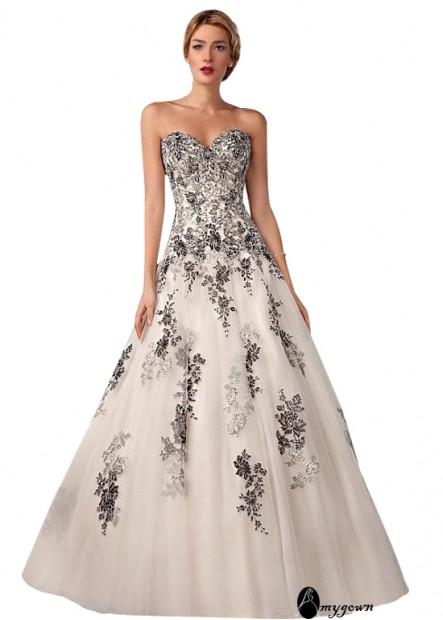 AmyGown Wedding Dress T801525386743