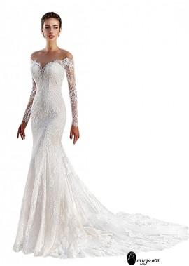 AmyGown Beach Wedding Dresses T801525317905