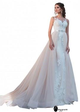 AmyGown Beach Wedding Ball Gowns T801525337495