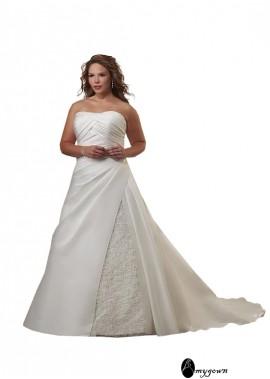 AmyGown Plus Size Wedding Dress T801525329225