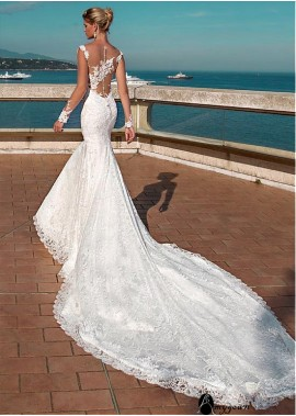 AmyGown Affordable Wedding Dress T801525318430